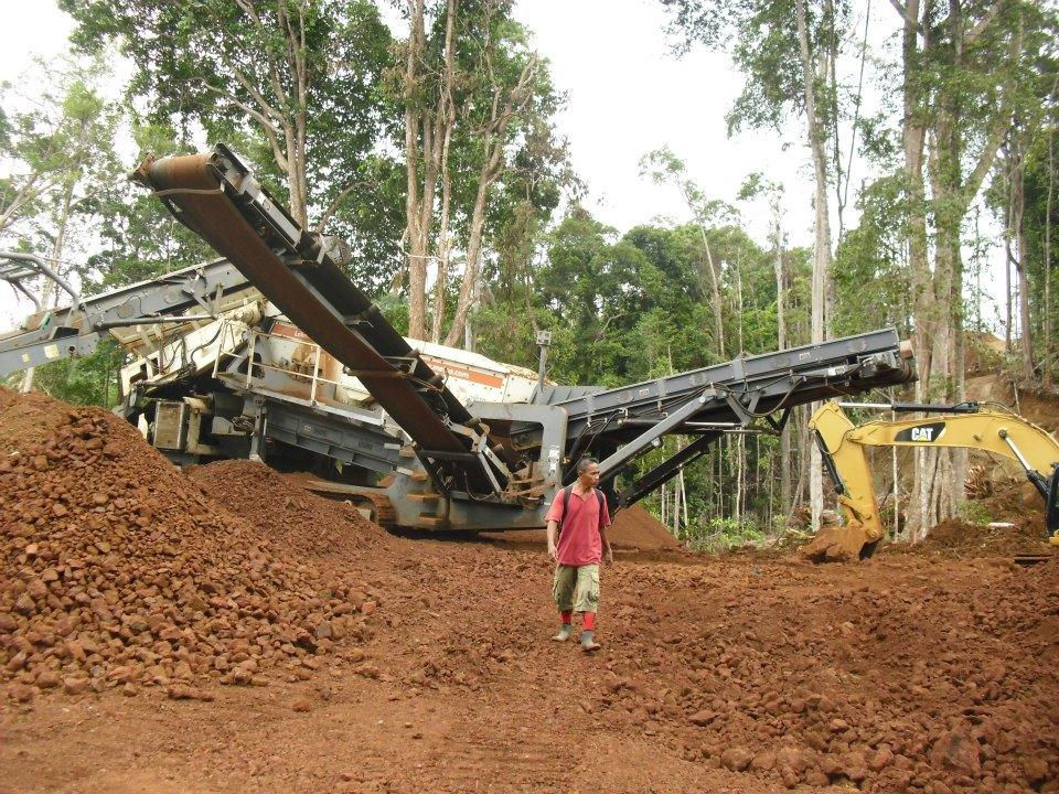 pelatihan pedoman pinjam pakai kawasan hutan untuk pertambangan, kehutanan dan