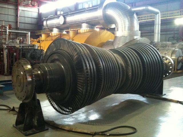 pelatihan turbin uap