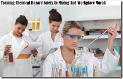 training keamanan bahaya kimia di pertambangan dan tempat kerja murah