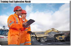 training eksplorasi batubara murah