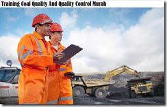 training kualitas batubara dan pengendalian kualitas murah