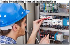 training electronic filling system murah