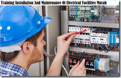 training electric power distribution murah