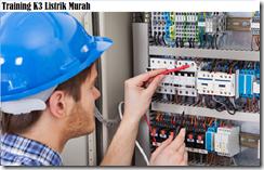 training cara pencegahan bahaya listrik murah