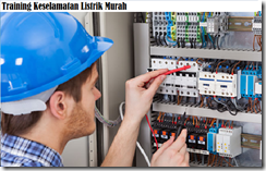 training electrical safety murah