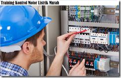 training electric motor control murah