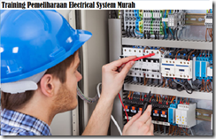 training maintenance of electrical system murah