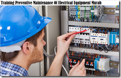 training maintence of electrical equipment murah