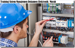 training electronic document management system murah