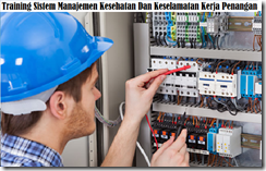 training health and safety management system for electrical handling murah