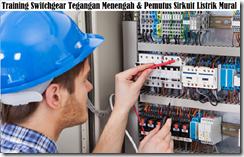 training medium voltage switchgear & power circuit breaker murah