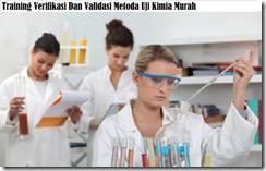 training validasi metoda uji kimia murah