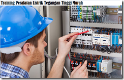 training high voltage electrical equipment murah
